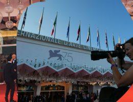 L'atmosfera della Mostra del Cinema di Venezia 2018